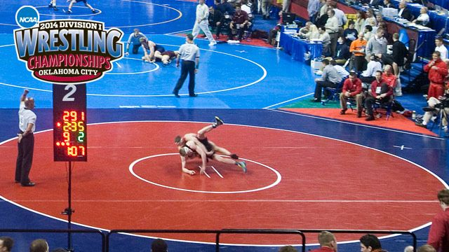 Mat 2 - NCAA Wrestling Championships presented by Northwestern Mutual (Semifinals - Mat 2)