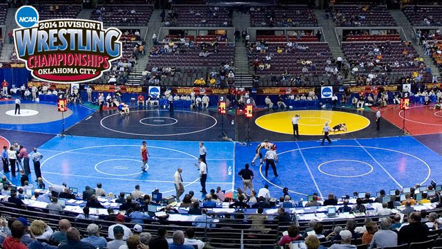 Mat 5 - NCAA Wrestling Championships presented by Northwestern Mutual (Semifinals - Mat 5)