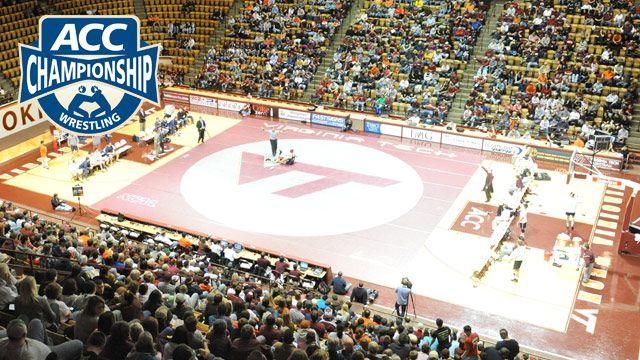 2014 ACC Wrestling Championships - Mat 2