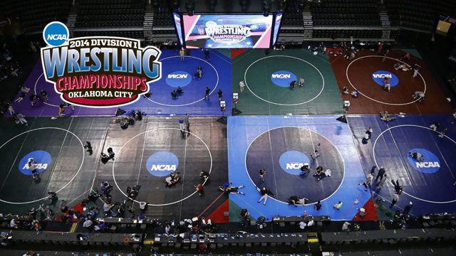 Off The Mat - NCAA Wrestling Championships presented by Northwestern Mutual