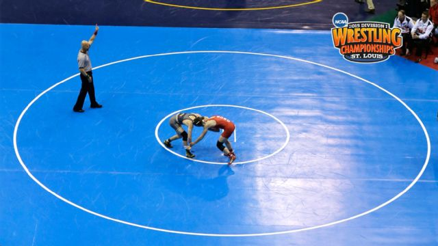NCAA Wrestling Championships Presented By Northwestern Mutual (Medal Round - Mat 1)