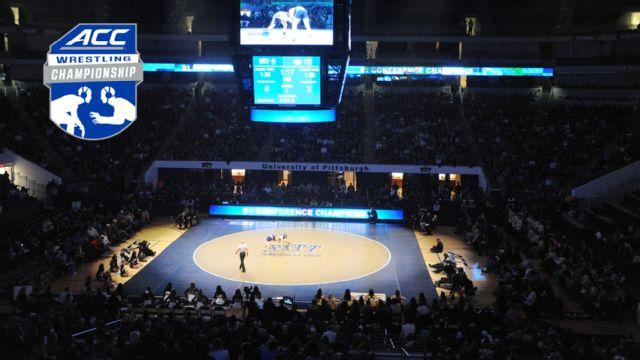 ACC Wrestling Championships (Mat 2)