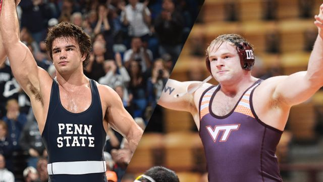 Penn State vs. Virginia Tech (Wrestling)