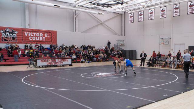 Kent State vs. Northern Illinois (Wrestling)