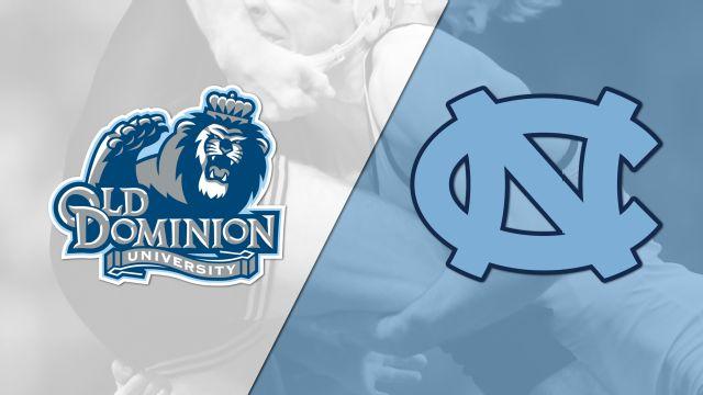 Old Dominion vs. North Carolina (Wrestling)