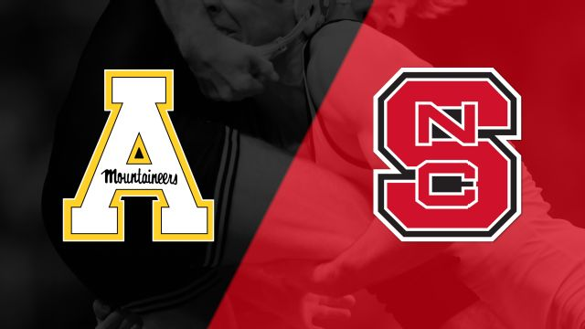 Appalachian State vs. NC State (Wrestling)