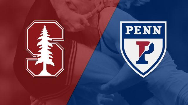 Stanford vs. Pennsylvania (Wrestling)