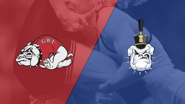 Gardner-Webb vs. The Citadel (Wrestling)
