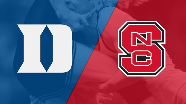 Duke vs. NC State (Wrestling)