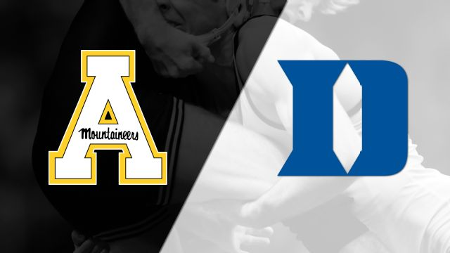 Appalachian State vs. Duke (Wrestling)