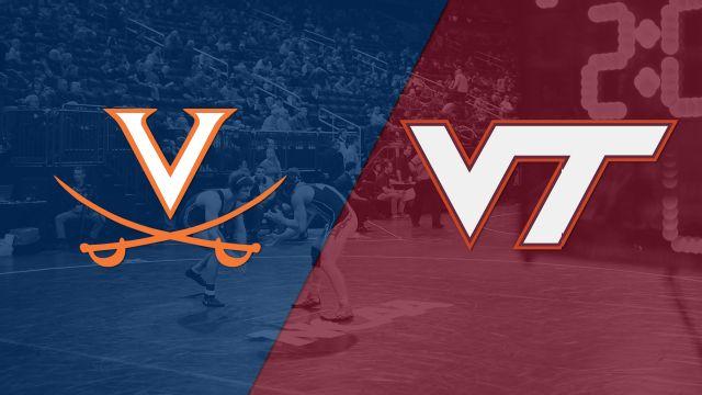 Virginia vs. Virginia Tech (Wrestling)