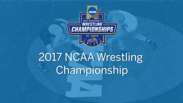 2017 NCAA Wrestling Championships Trophy Presentation