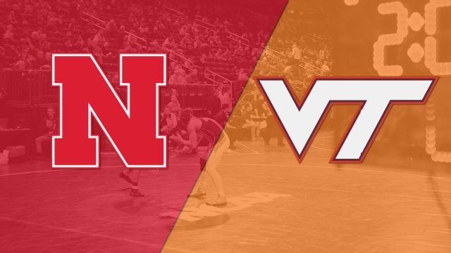 Nebraska vs. Virginia Tech (Wrestling)