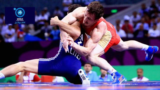 2015 World Wrestling Championships (Female & Freestyle Wrestling)