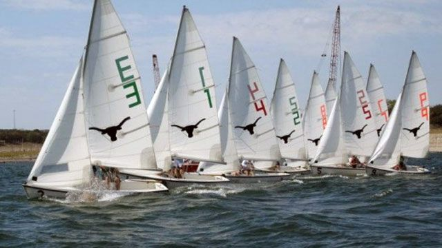 2014 National College Sailing Championship