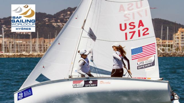 2015 ISAF Sailing World Cup