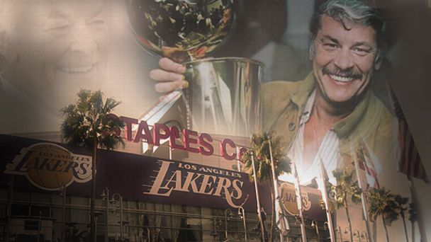 Jerry Buss Memorial
