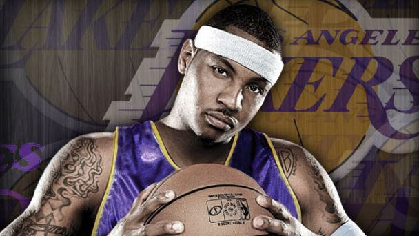 Melo-Lakers