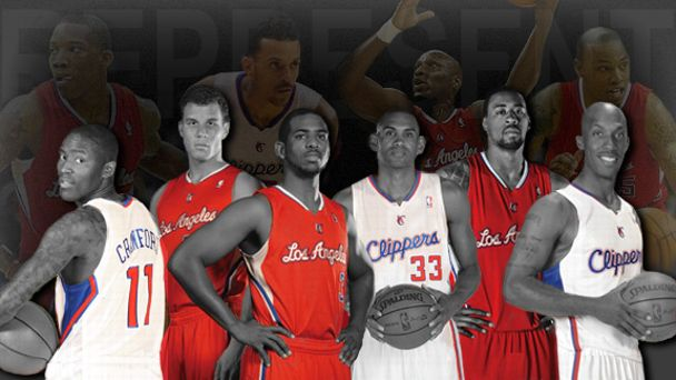 Clippers Represent