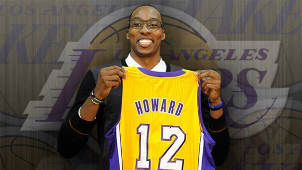 Dwight Howard Signing