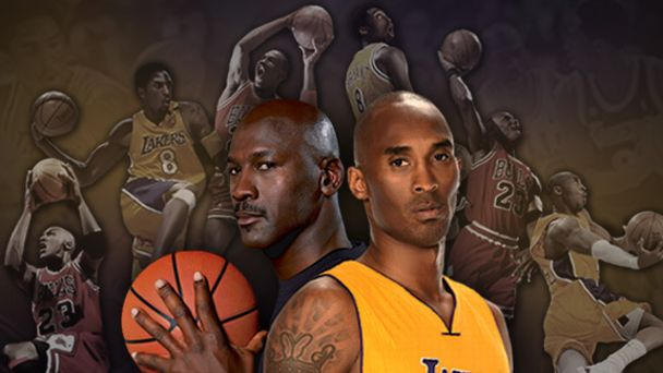Kobe-Jordan