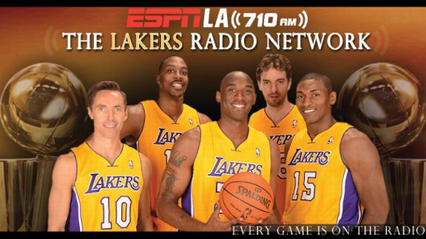 Lakers Radio Network