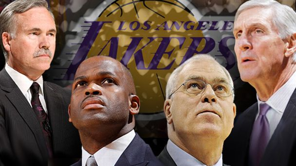 LA Lakers New Coaches