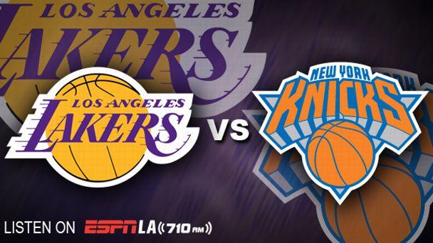 Lakers-Knicks