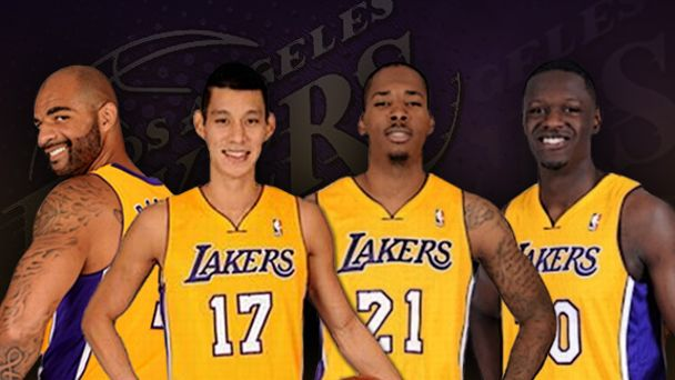 New Lakers