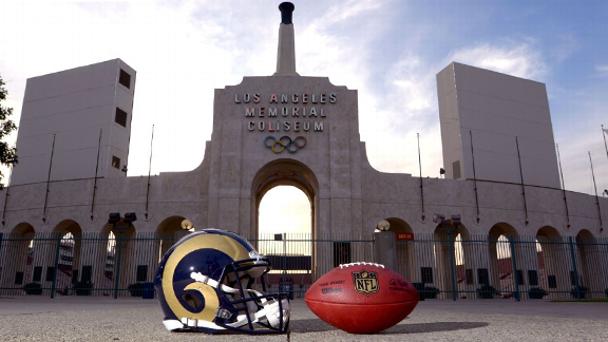 Rams Coliseum