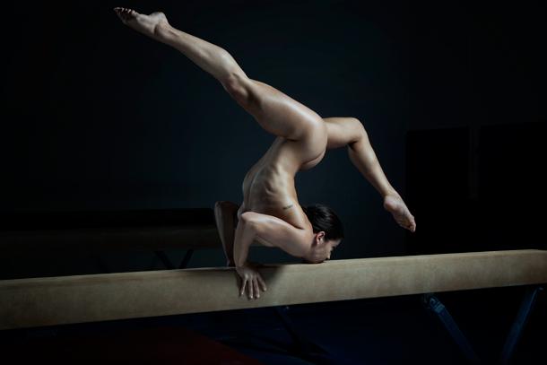 Alicia Sacramone Nude gymnastic