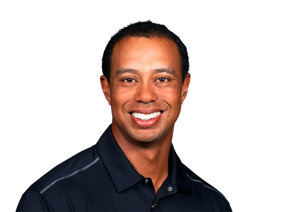 Tiger cards eight birdies, up two shots at Doral