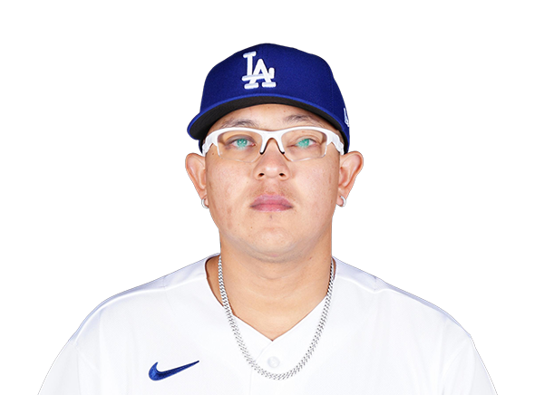 Julio Urias Stats, News, Pictures, Bio, Videos - Los ...