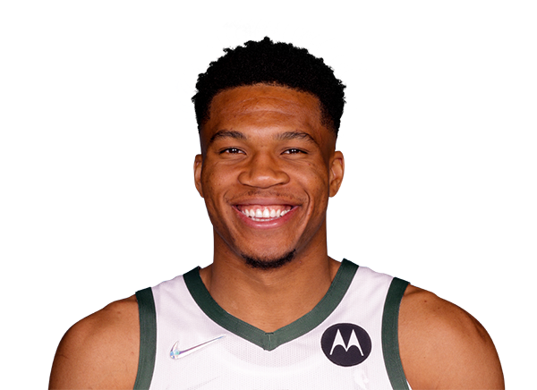 Giannis Antetokounmpo Stats News Videos Highlights Pictures Bio