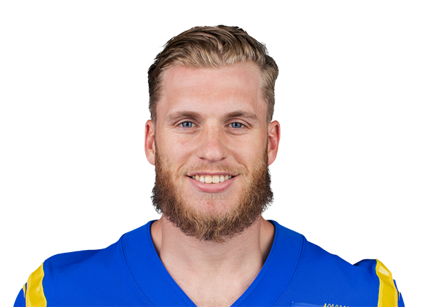 Cooper Kupp Stats News Videos Highlights Pictures Bio