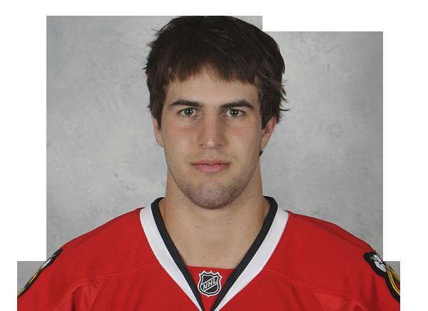 Chicago Blackhawks prospect Kyle Beach