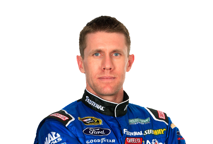 Gas gamble: Carl Edwards captures fuel-mileage win in Coca-Cola 600