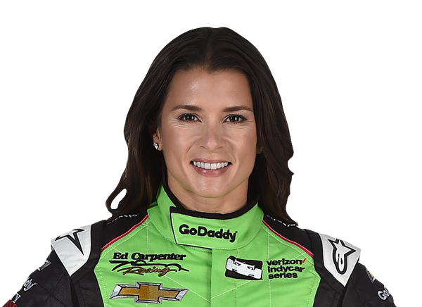 Danica Patrick finished 8th in this year's Daytona 500