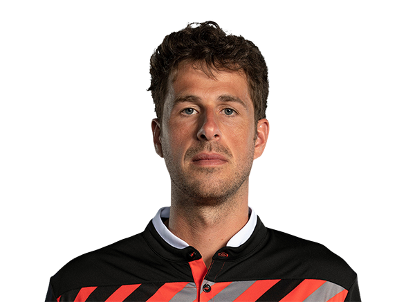 Robin Haase Stats, News, Pictures, Bio, Videos