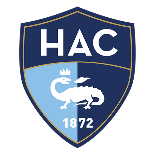 Le Havre AC Fixtures