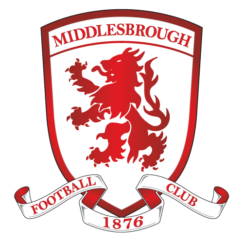 Middlesbrough's Team Page
