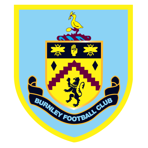 Burnley's Team Page
