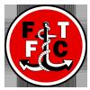 Fleetwood Town Logo