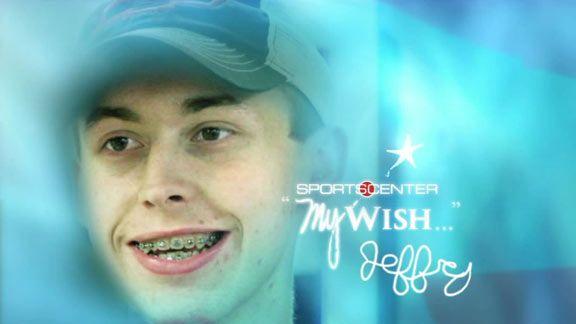 My Wish: Dale Earnhardt Jr.