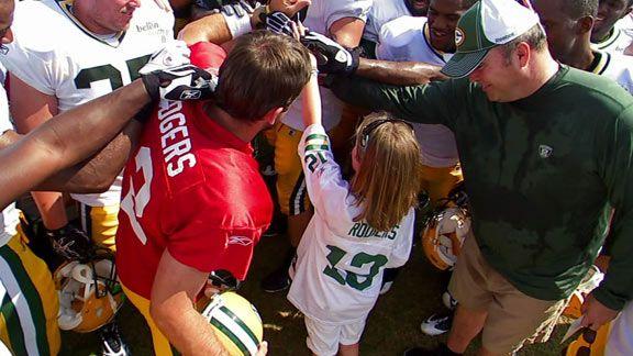 My Wish: Green Bay Packers