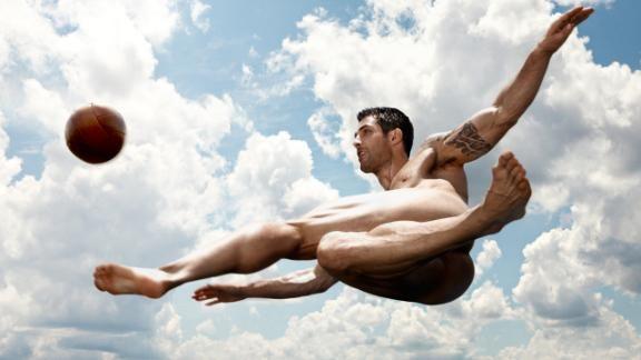 Body Issue 2012: Carlos Bocanegra