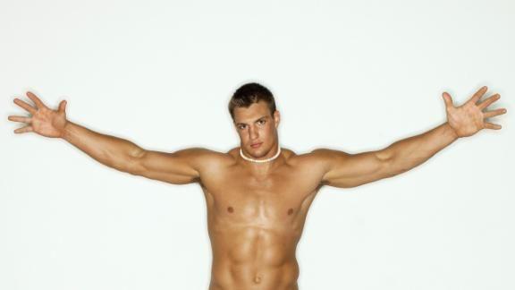 Body Issue 2012: Rob Gronkowski