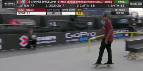 Felipe Gustavo's official X Games athlete biography