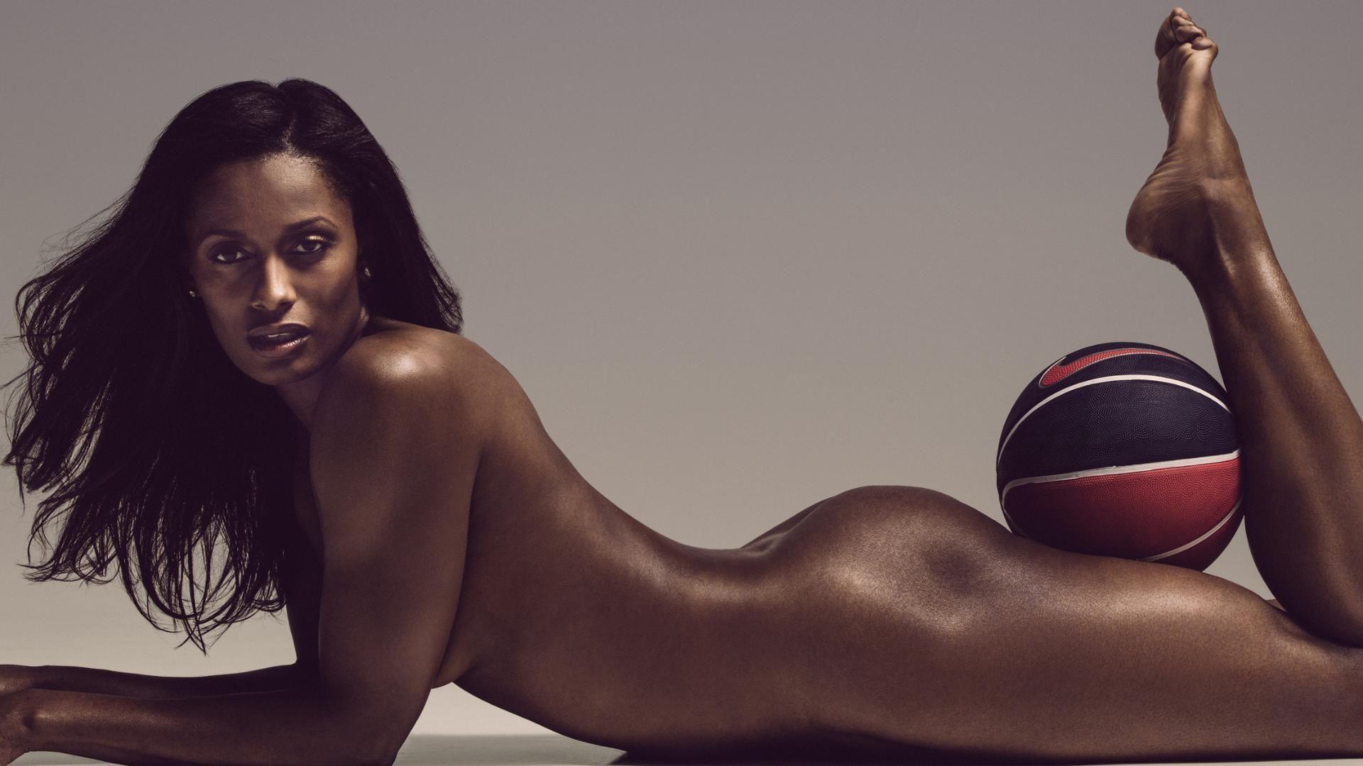 ESPN The Mag Body Issue 2013: Swin Cash