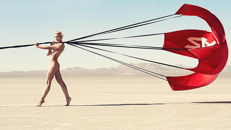 ESPN The Mag Body Issue 2013: Courtney Force